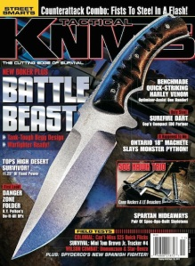Tactical Knives Magazine, Nov 2011