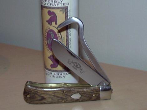Great Eastern Cutlery Equestrian's Trapper Knife