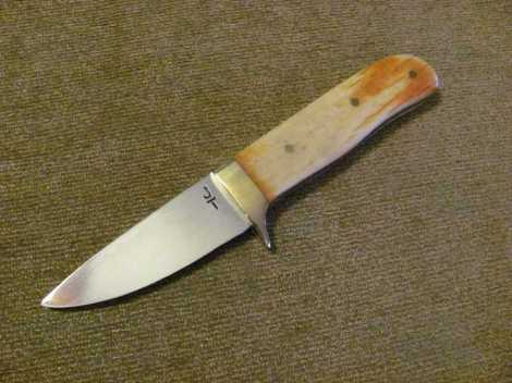 Small Drop Point Hunter Knife