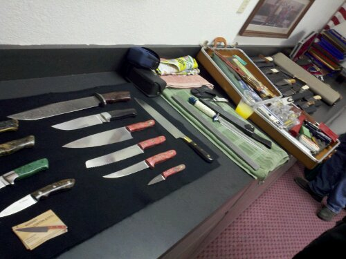Knife Display