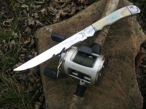Flex Pike Fillet Knife
