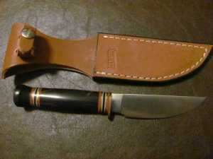 Plainsman with Buffalo Horn Handle