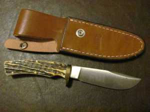 Marlin Camp Craft Knife
