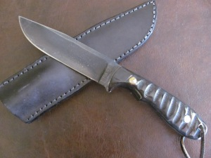 Custom Air Assault Knife