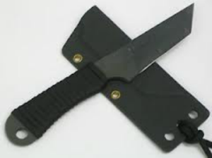 Woo Combat Neck Knife