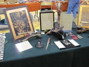 Ray Rybar's Table