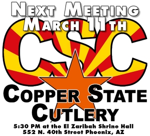 March CSC Meeting Page