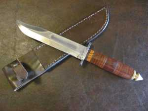 Custom Ontario Combat Knife