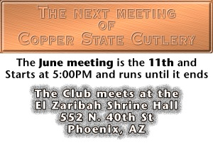 June Meeting Page