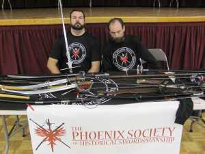 Phoenix Society of Historical Swordsmanship