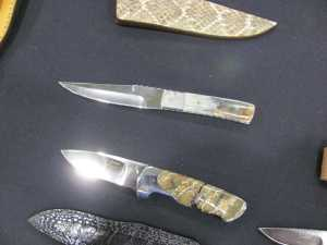 More of Dan's Knives
