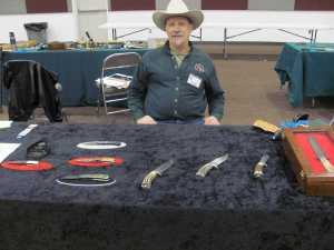 Wickenburg, Arizona maker Mike Tyre