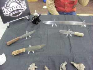 Frank's knives