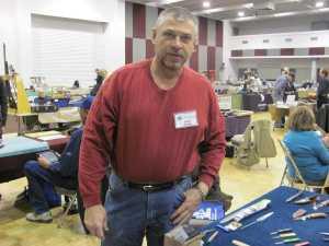 Knife Maker Todd Kopp of Apache Junction, Arizona