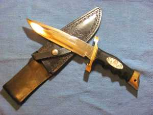 Parker Kenpo Knife