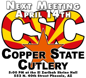 April CSC Meeting Page