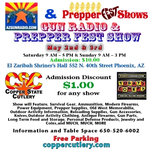 May 2 Prepper Discount Card 2
