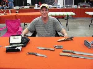 Rob Saniscalchi RSK Knifeworks Phoenix, Az